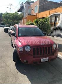 Jeep Compass 4x2 Limited Aut usado (2010) color Rojo precio $120,000