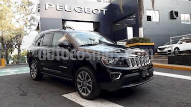 Foto venta Auto usado Jeep Compass 4x2 Limited Aut (2017) color Negro precio $334,900
