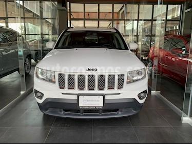 Foto venta Auto usado Jeep Compass 4x2 Limited Aut (2014) color Blanco precio $210,000