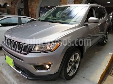 Foto venta Auto usado Jeep Compass 4x2 Limited Aut (2018) color Gris precio $380,900