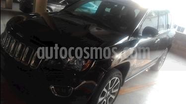 Foto venta Auto usado Jeep Compass 4x2 Limited Aut (2016) color Negro precio $269,000