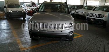 Foto venta Auto usado Jeep Compass 4x2 Limited Aut (2014) color Gris Mineral precio $340,000