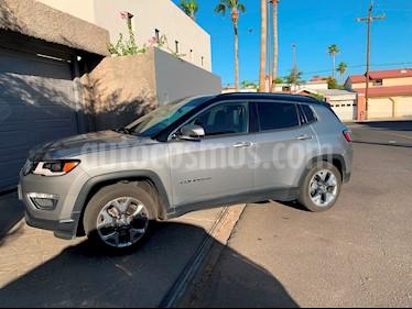 Foto venta Auto usado Jeep Compass 4x2 Limited Aut (2018) color Plata precio $390,000