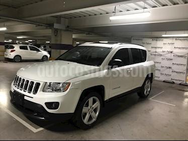 Foto venta Auto Seminuevo Jeep Compass 4x2 Limited Aut (2013) color Blanco precio $205,000