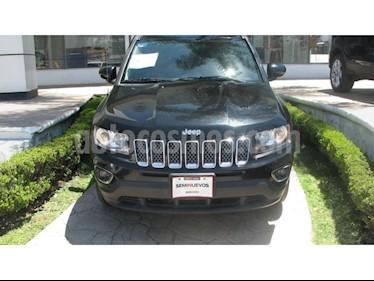 Foto venta Auto usado Jeep Compass 4x2 Limited Aut (2016) color Negro precio $300,000