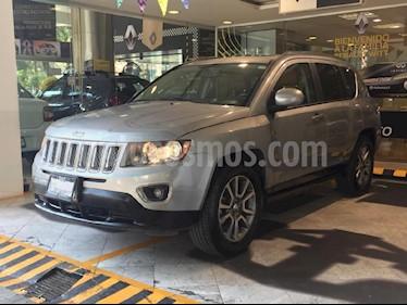 Foto venta Auto Seminuevo Jeep Compass 4x2 Limited Aut (2014) color Gris precio $219,000