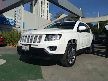 Foto venta Auto usado Jeep Compass 4x2 Limited Aut (2015) color Blanco precio $260,000
