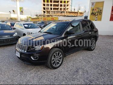 Foto venta Auto usado Jeep Compass 4x2 Limited Aut (2014) color Negro precio $225,000
