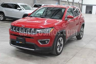 foto Jeep Compass 4x2 Limited Aut usado (2018) color Rojo precio $339,800