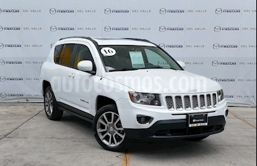 Foto Jeep Compass 4x2 Limited Aut usado (2016) color Blanco precio $280,000