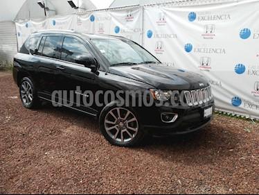 Foto venta Auto Seminuevo Jeep Compass 4x2 Limited CVT (2014) color Negro precio $220,000