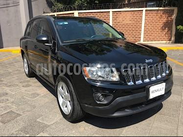 Foto venta Auto usado Jeep Compass 4x2 Limited CVT (2013) color Negro precio $188,000