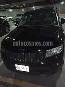 Jeep Compass 4x2 Limited Premium CVT Nav  usado (2013) color Negro precio $170,000