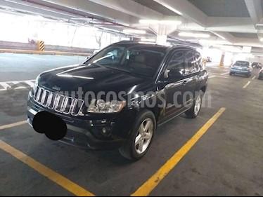Foto Jeep Compass 4x2 Limited Premium CVT usado (2012) color Negro precio $159,000