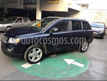 Foto venta Auto Seminuevo Jeep Compass 4x2 Limited Premium CVT (2013) color Azul precio $175,000