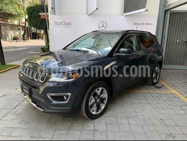 Foto venta Auto usado Jeep Compass 4x2 Limited Premium CVT (2018) color Gris precio $440,000