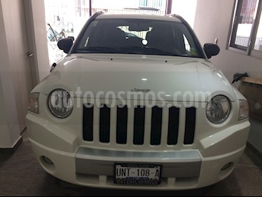 Jeep Compass 4x2 Limited Premium CVT usado (2010) color Blanco precio $138,000