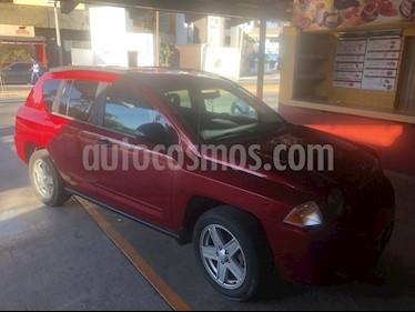 Foto Jeep Compass 4x2 Sport CVT usado (2009) color Rojo precio $132,000