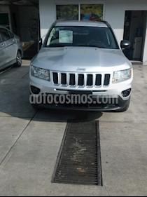 Foto venta Auto Seminuevo Jeep Compass 4x2 Sport CVT (2013) color Plata precio $185,000