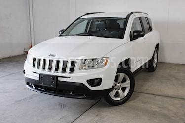 Foto venta Auto usado Jeep Compass 4x2 Sport CVT (2013) color Blanco precio $179,000