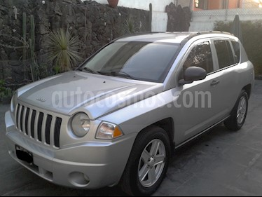 Foto venta Auto Seminuevo Jeep Compass 4x2 Sport CVT (2007) color Plata precio $88,000
