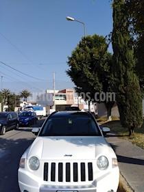 Jeep Compass 4x2 Sport CVT usado (2008) color Blanco precio $110,000