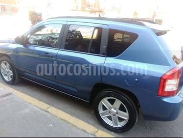 Foto Jeep Compass 4x2 Sport CVT usado (2007) color Azul precio $93,500