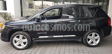 Foto venta Auto usado Jeep Compass 5p Limited 4x2 L4/2.4 Aut (2012) color Negro precio $187,000