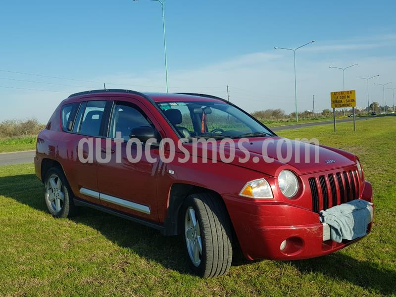Jeep Compass 2.4 4x4 Limited usado (2011) color Rojo precio $900.000
