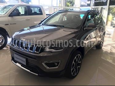 Jeep Compass 2.4 4x4 Limited Plus Aut nuevo color A eleccion precio $3.985.000