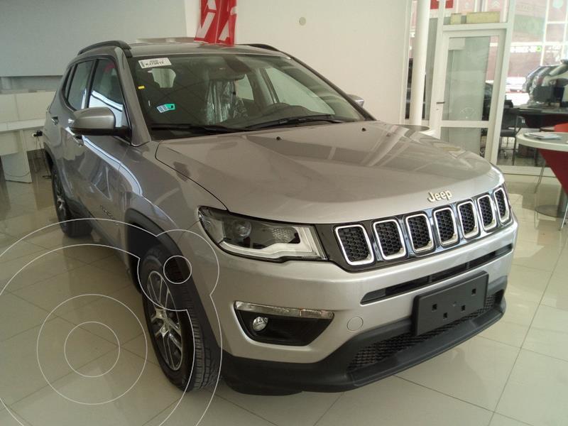 Foto OfertaJeep Compass 2.4 4x2 Sport Aut nuevo color Blanco precio $4.085.000