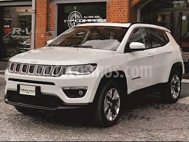 Jeep Compass 2.4 4x2 Longitude Aut nuevo color A eleccion precio $2.849.800