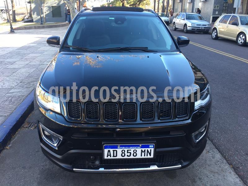 Jeep Compass 2.4 4x2 Sport usado (2019) color Negro precio u$s33.000