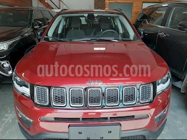 Foto Jeep Compass 2.4 4x2 Sport usado (2018) color Rojo precio $1.650.000