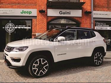Jeep Compass 2.4 4x4 Limited Plus Aut nuevo color A eleccion precio $3.250.500