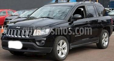 Jeep Compass  Sport 4x4  usado (2013) color Negro precio $6.700.000