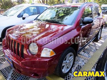 Jeep Compass 2.4L Limited usado (2008) color Rojo precio $30.900.000