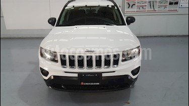 Foto venta Auto Seminuevo Jeep Compass Latitude (2014) color Blanco