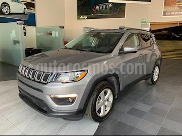 Foto venta Auto usado Jeep Compass Latitude (2018) color Plata precio $415,000