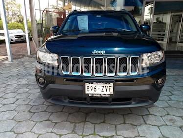 Foto venta Auto usado Jeep Compass Latitude (2014) color Negro precio $190,000