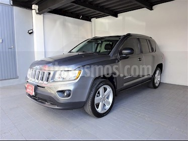 Foto venta Auto usado Jeep Compass Limited Premium (2012) color Granito precio $185,000