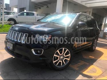 Foto venta Auto usado Jeep Compass Limited Premium (2015) color Negro precio $235,000