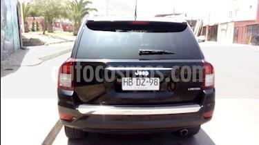 Jeep Compass  Limited  usado (2015) color Negro precio $8.000.000