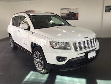 Foto venta Auto Seminuevo Jeep Compass Limited (2015) color Blanco
