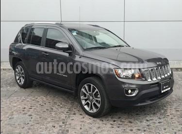 Foto venta Auto Seminuevo Jeep Compass Limited (2015) color Granito precio $265,000