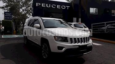 Foto venta Auto Seminuevo Jeep Compass Limited (2017) color Blanco precio $344,900