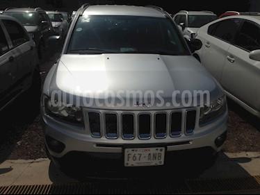 Foto venta Auto Seminuevo Jeep Compass Limited (2014) color Gris precio $192,000