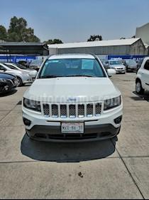 Foto venta Auto usado Jeep Compass Limited (2017) color Blanco precio $275,000