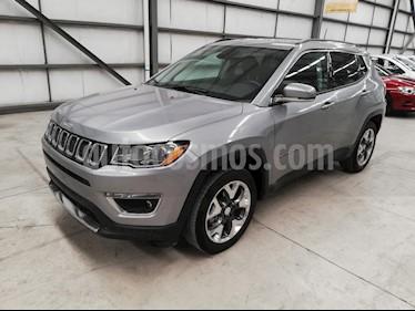 Foto venta Auto usado Jeep Compass Limited (2018) color Gris precio $428,900