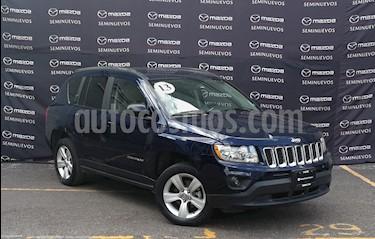 Jeep Compass 4x2 Sport CVT usado (2013) color Azul Real precio $137,000